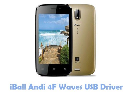 Download iBall Andi 4F Waves USB Driver