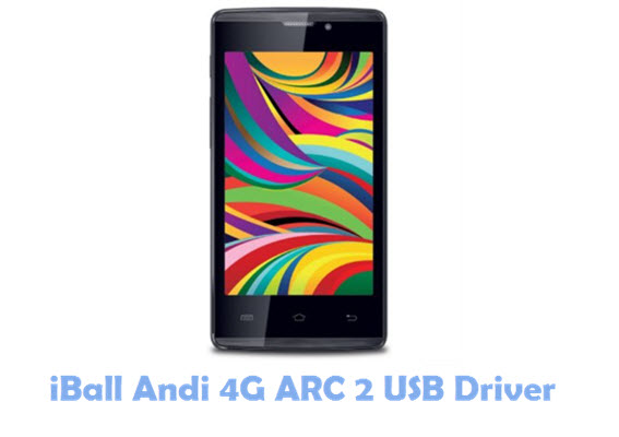 Download iBall Andi 4G ARC 2 USB Driver