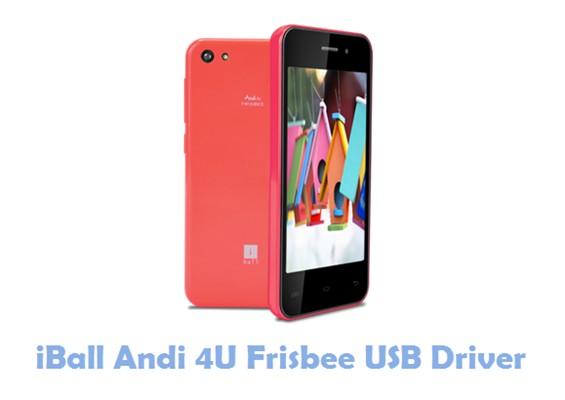 Download iBall Andi 4U Frisbee USB Driver
