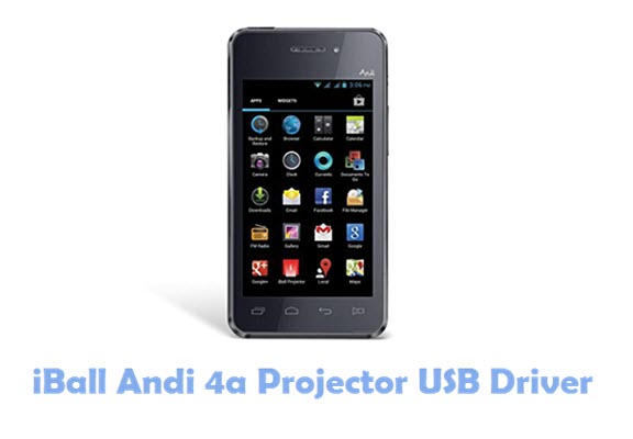 Download iBall Andi 4a Projector USB Driver