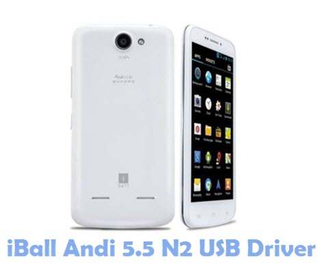 Download iBall Andi 5.5 N2 USB Driver