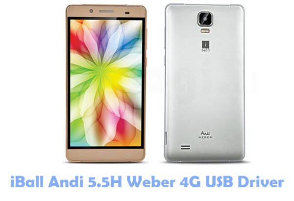 Download iBall Andi 5.5H Weber 4G USB Driver