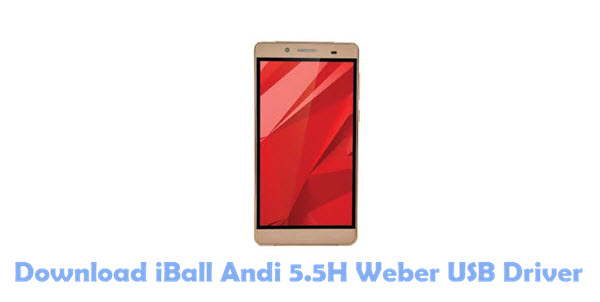 Download iBall Andi 5.5H Weber USB Driver
