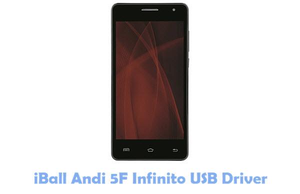 Download iBall Andi 5F Infinito USB Driver
