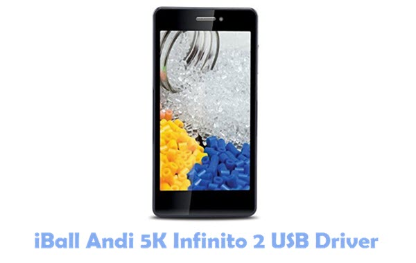 Download iBall Andi 5K Infinito 2 USB Driver