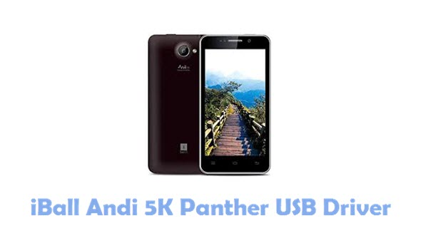 Download iBall Andi 5K Panther USB Driver