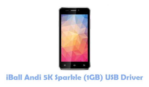 Download iBall Andi 5K Sparkle (1GB) USB Driver