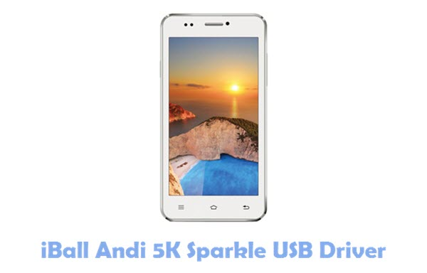 Download iBall Andi 5K Sparkle USB Driver