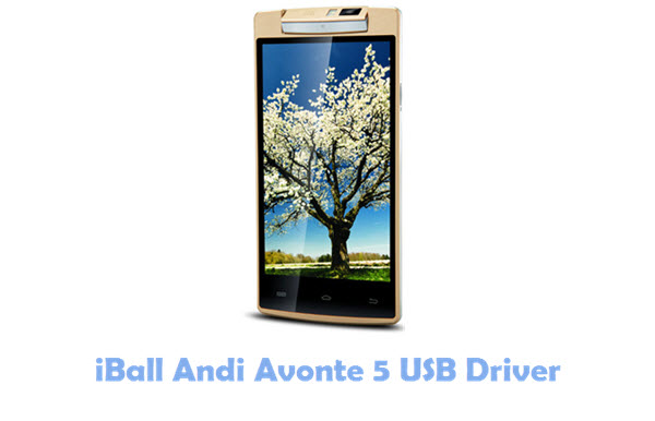 Download iBall Andi Avonte 5 USB Driver