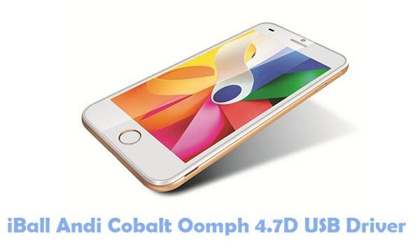 Download iBall Andi Cobalt Oomph 4.7D USB Driver