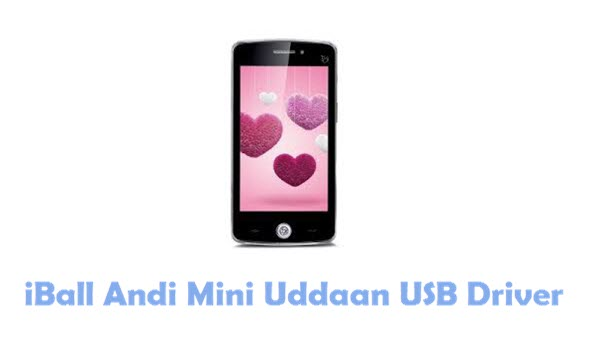 Download iBall Andi Mini Uddaan USB Driver