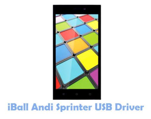 Download iBall Andi Sprinter USB Driver