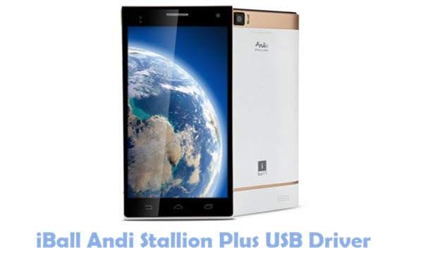 Download iBall Andi Stallion Plus USB Driver