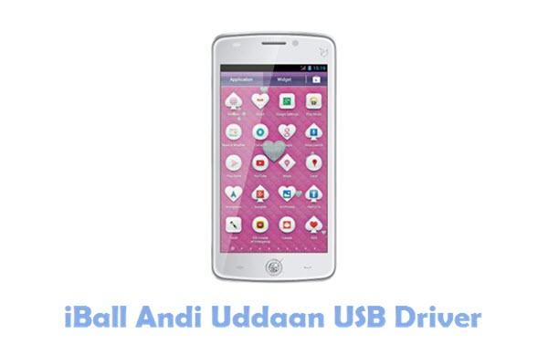 Download iBall Andi Uddaan USB Driver