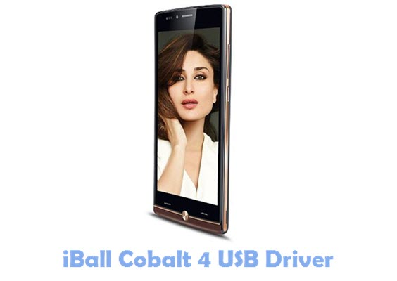 Download iBall Cobalt 4 USB Driver