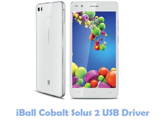 iBall Cobalt Solus 2 USB Driver