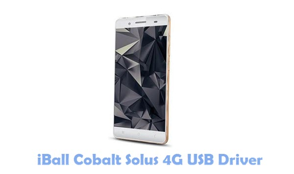Download iBall Cobalt Solus 4G USB Driver