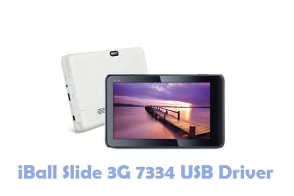 Download iBall Slide 3G 7334 USB Driver