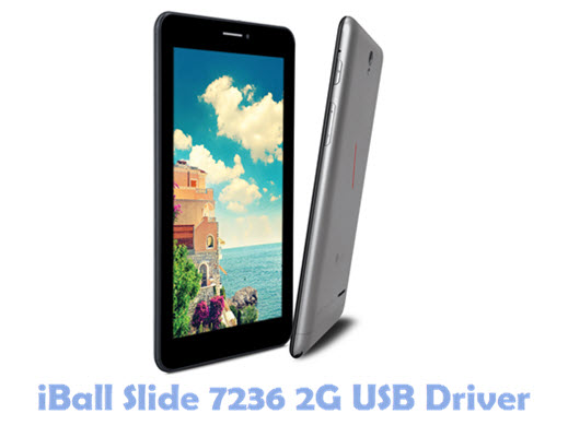 Download iBall Slide 7236 2G USB Driver