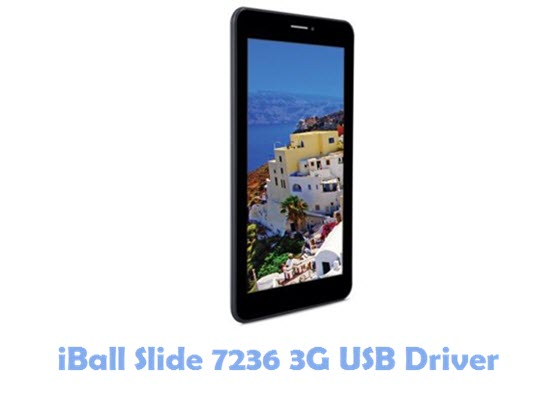 Download iBall Slide 7236 3G USB Driver