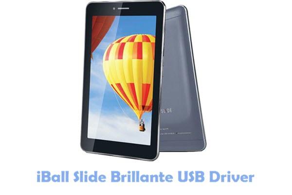 Download iBall Slide Brillante USB Driver