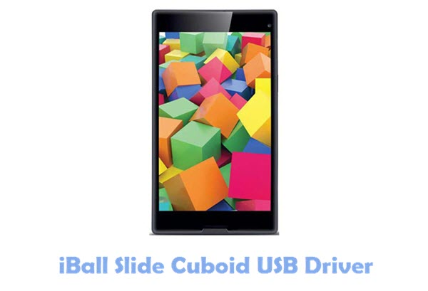 Download iBall Slide Cuboid USB Driver
