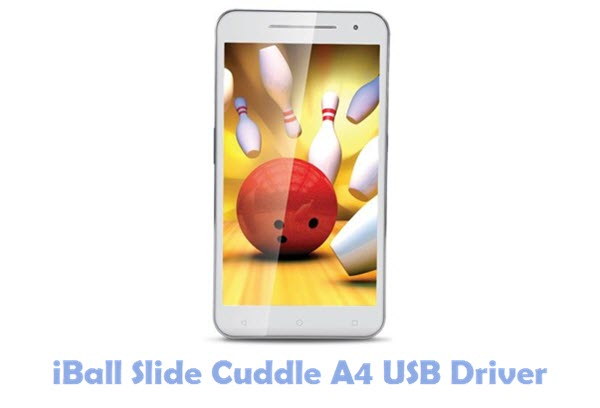 Download iBall Slide Cuddle A4 USB Driver