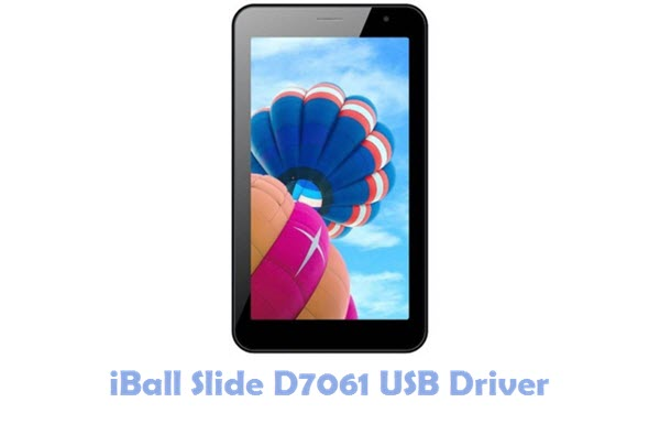 Download iBall Slide D7061 USB Driver