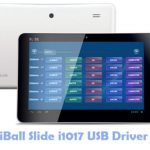 iBall Slide i1017 USB Driver