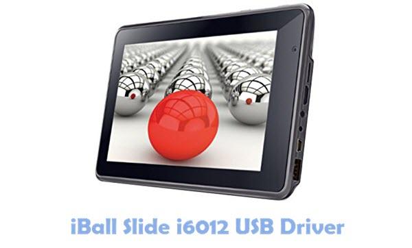 Download iBall Slide i6012 USB Driver