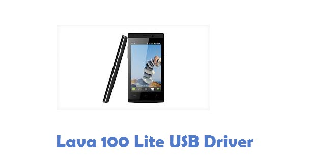 Lava 100 Lite USB Driver