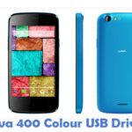 Lava 400 Colour USB Driver
