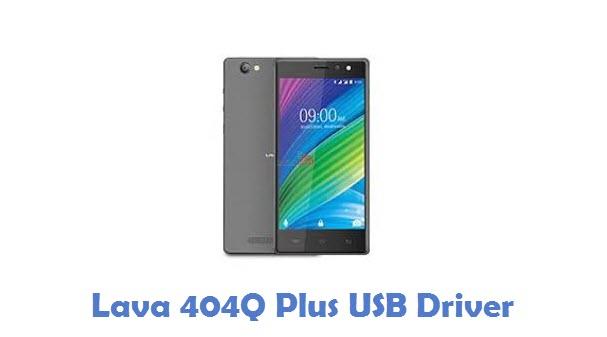 Lava 404Q Plus USB Driver