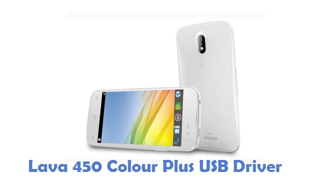 Lava 450 Colour Plus USB Driver