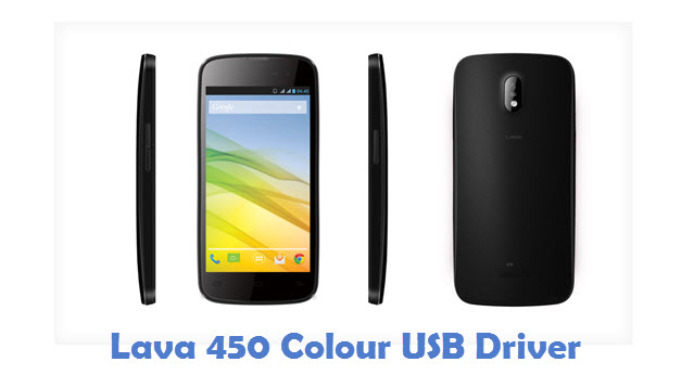 Lava 450 Colour USB Driver