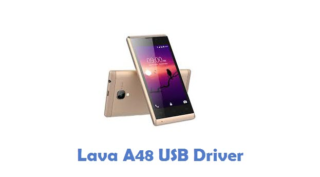 Lava A48 USB Driver