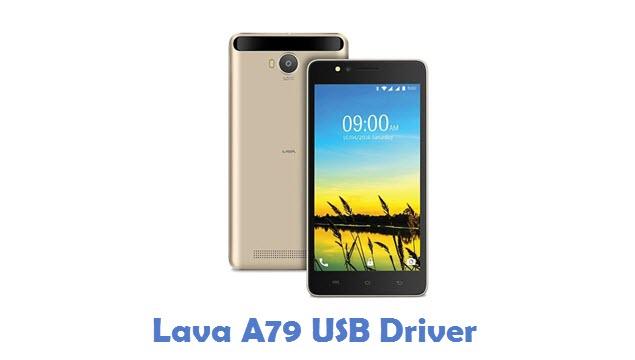 Lava A79 USB Driver