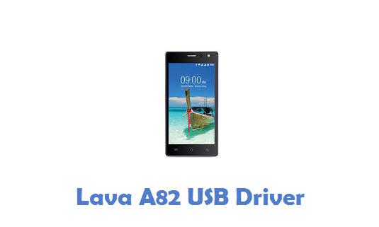 Lava A82 USB Driver