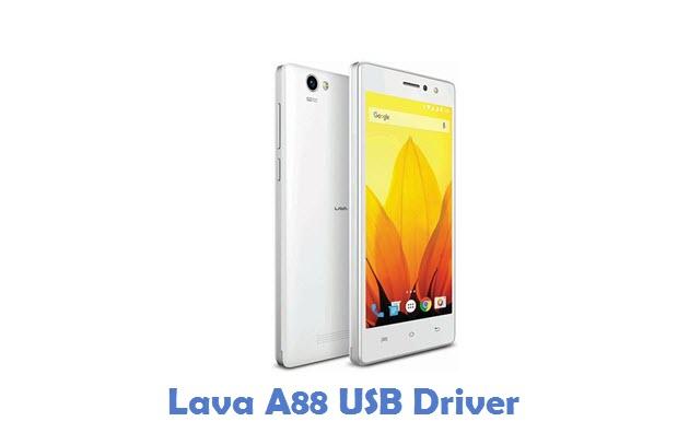 Lava A88 USB Driver