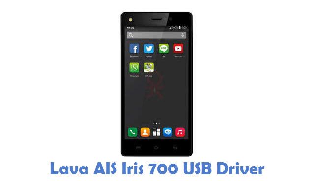 Lava AIS Iris 700 USB Driver