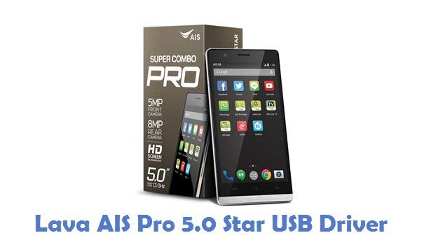 Lava AIS Pro 5.0 Star USB Driver