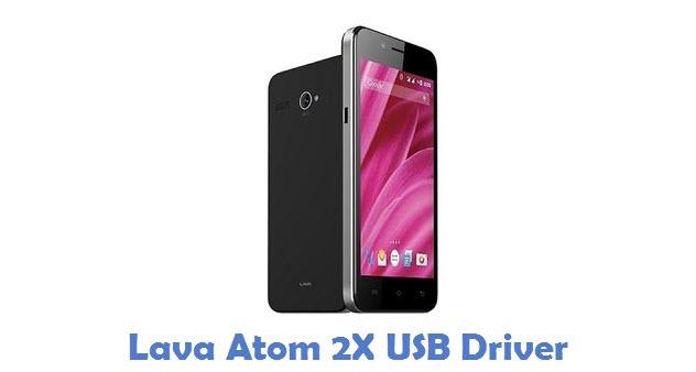 Lava Atom 2X USB Driver