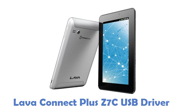 Lava Connect Plus Z7C USB Driver