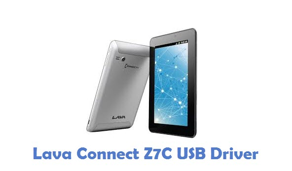 Lava Connect Z7C USB Driver