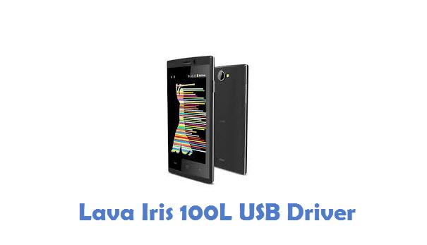 Lava Iris 100L USB Driver