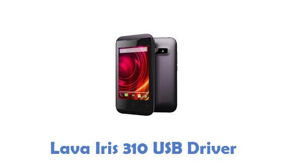 Lava Iris 310 USB Driver