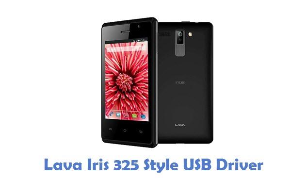 Lava Iris 325 Style USB Driver