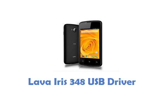 Lava Iris 348 USB Driver