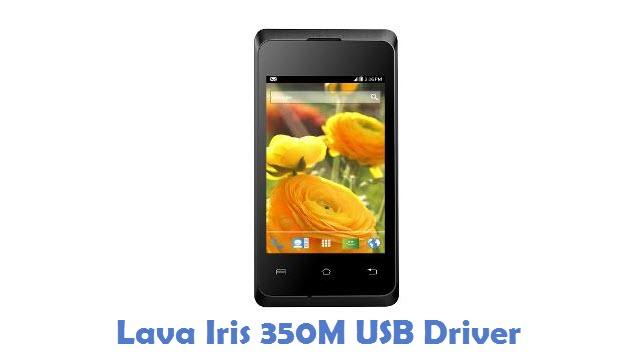 Lava Iris 350M USB Driver