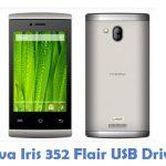 Lava Iris 352 Flair USB Driver